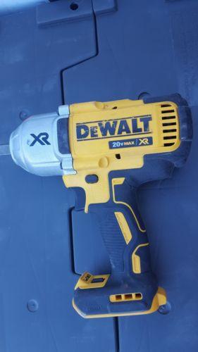New DeWALT DCF899 20V  MAX Li-Ion 1/2