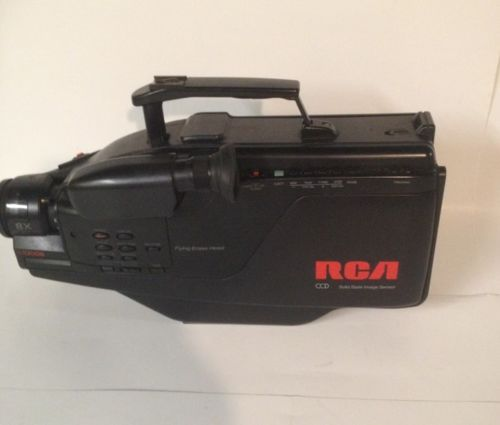 Rca Vhs Camcorder For Sale Classifieds