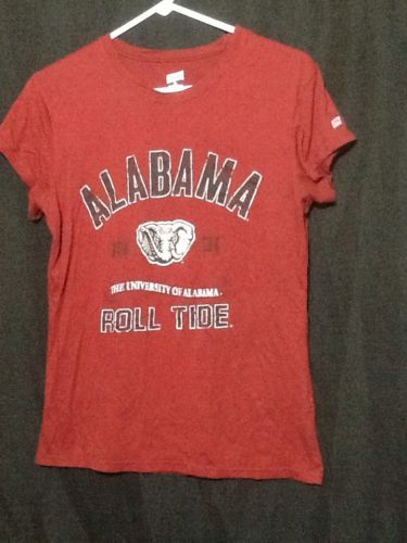 womens sz XL Alabama Shirt Roll Tide