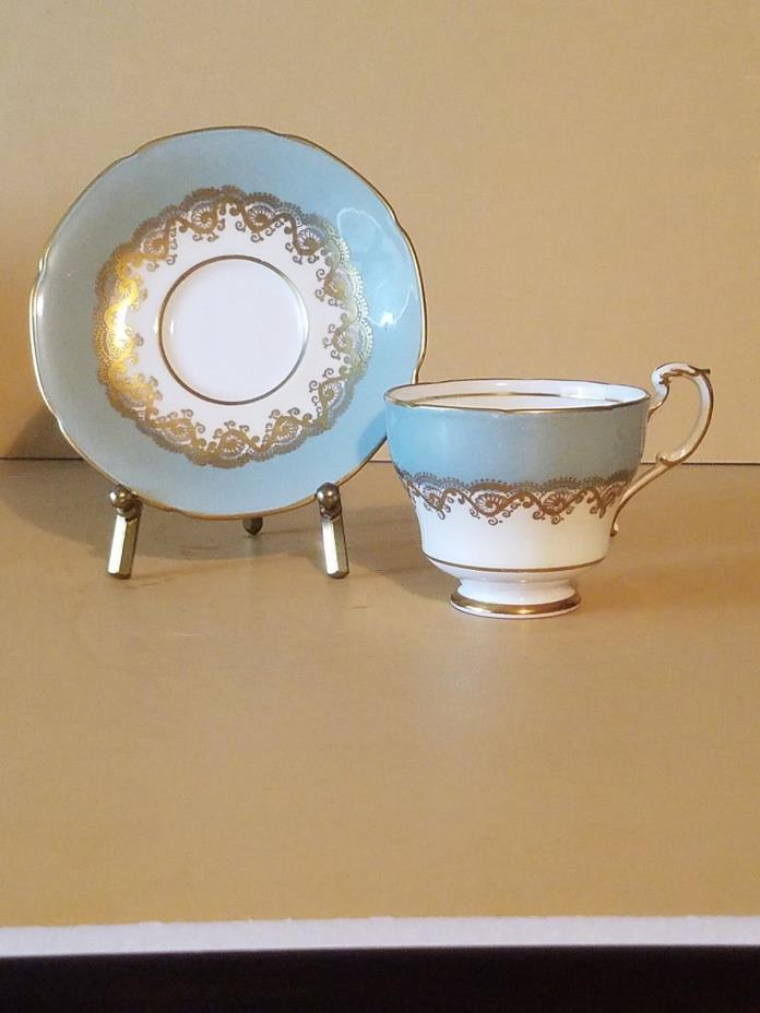 Paragon Demitasse Cup & Saucer By Appointment to Her Majesty the Queen