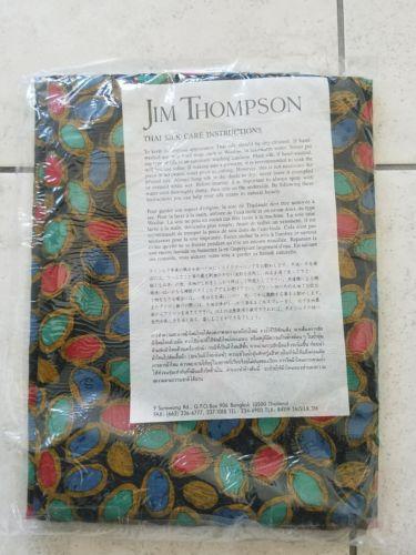 Jim Thompson Thai Silk - 7 yards, Vintage, unused