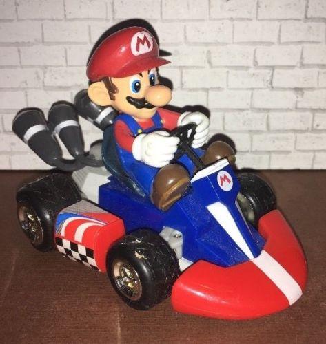 Super Mario Bros Mario Kart Figure 5
