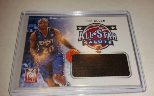2012-13 Elite All-Star Materials #20 Ray Allen