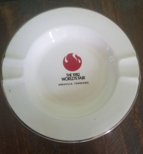 1982 World's Fair Knoxville - ash tray