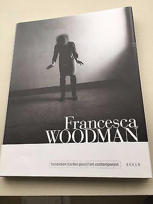 Francesca WOODMAN HC/DJ by David Levi Strauss, Elizabeth Janus, P Sollers