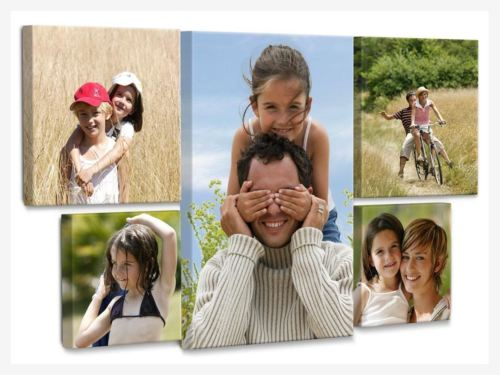 CUSTOM GALLERY WRAPPED CANVAS, PRINT YOUR OWN PHOTO ON CANVAS