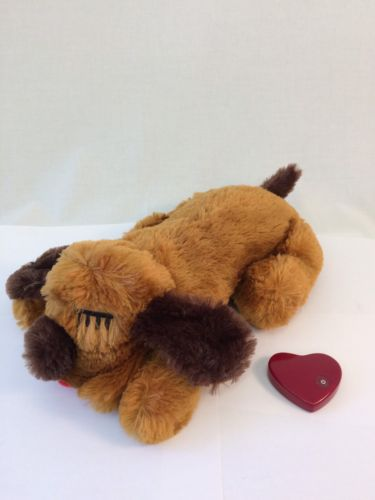 Smart Pet Love Snuggle Puppy Behavioral Aid Toy in Brown