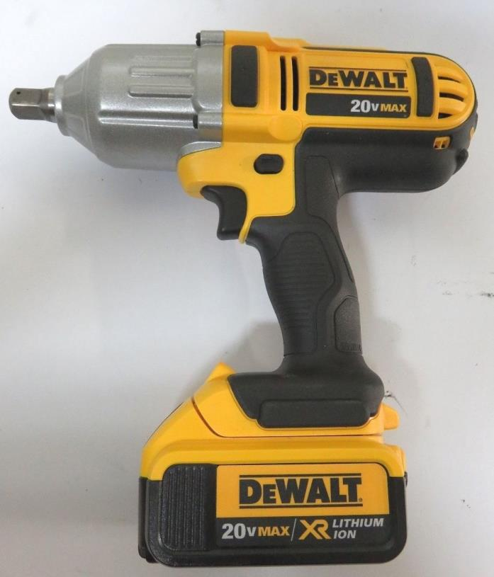 DEWALT DCF889 20V MAX Brushless High Torque 1/2
