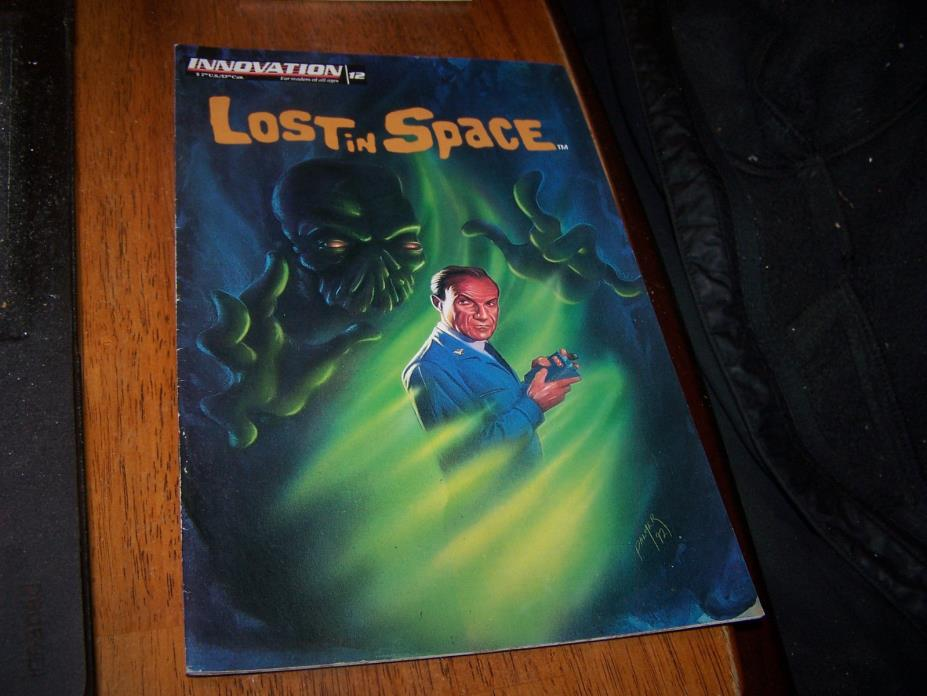 Lost in Space (1991 Innovation) #12 Comic LOOK!