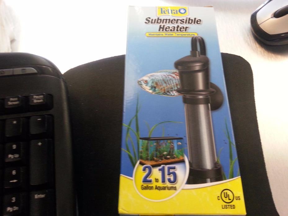 Tetra HT30 Submersible Aquarium Heater 100W NEW