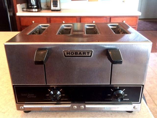 Hobart    ET-27/4 Commercial Toaster