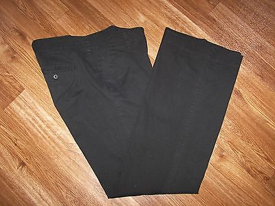 Women's Old Navy Low Rise  Black Pants - Size 2