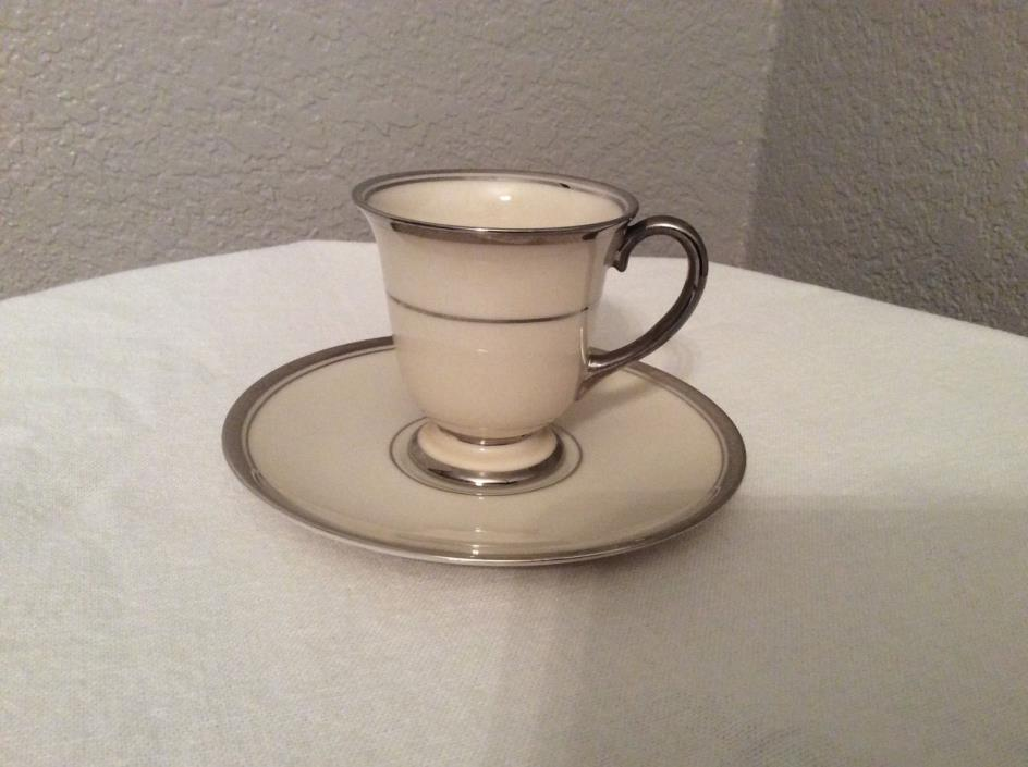 Franciscan China Cup And Saucer, Made In California, Huntington