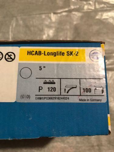 Hermes Abrasives HCAB LL SK-2 5