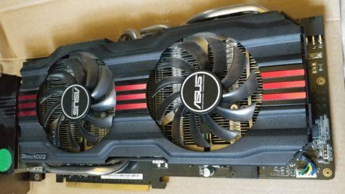 Asus GeForce GTX 770 2GB DirectCU II Video Card