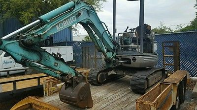 2002 Kobelco SK25 Mini Excavator. Coming in Soon!