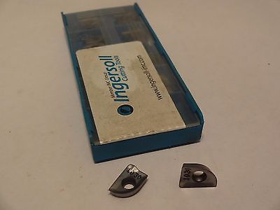 (Box of 20) Ingersoll APKT 120364R IN1030 Carbide Milling Inserts