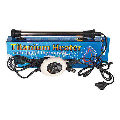 Elemental Solutions H20 Titanium Heater 300 Watt