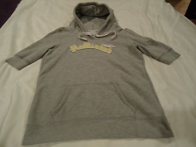 EUC HOLLISTER JUNIORS GRAY HOODIE SIZE LARGE
