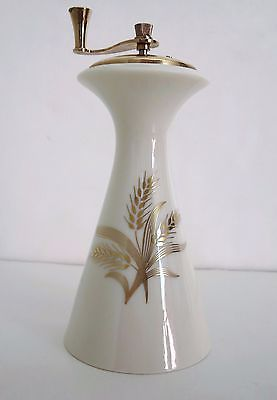 Vtg LENOX HARVEST Gold Wheat 6