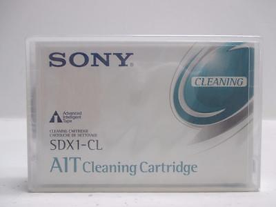 Sony SDX1-CL AIT Dry Cleaning Tape Cartridge New!!!!!!!! SDX1-CL