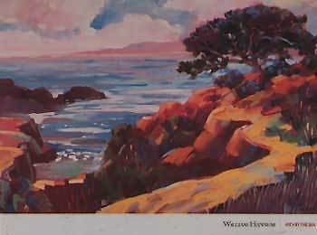 William Hannum Path by the Sea