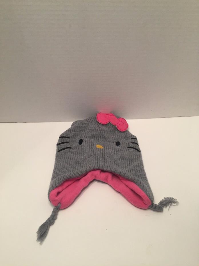 Children's Hello Kitty Winter/Warm Hat Size L/XL