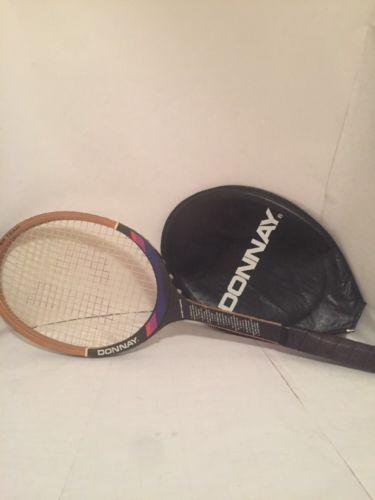 Donnay Vintage Wooden Tennis Racket