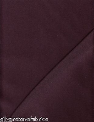 8 yds Designtex Upholstery Fabric Heather Wool Concord Purple 3473-604 TO
