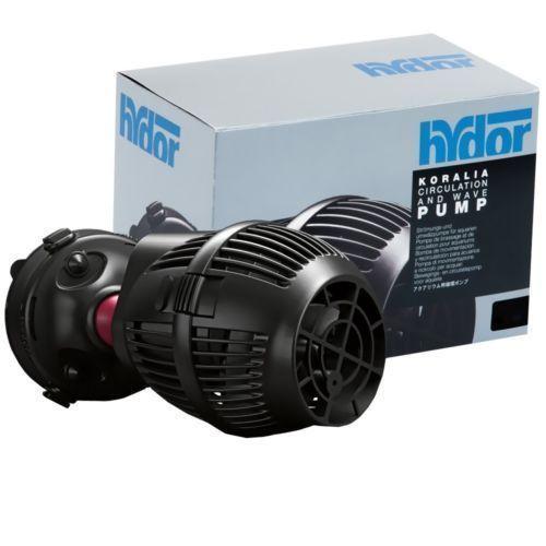 Hydor Koralia 1150 Wavemaker Ready Reef Circulation Powerhead Pump OPEN BOX