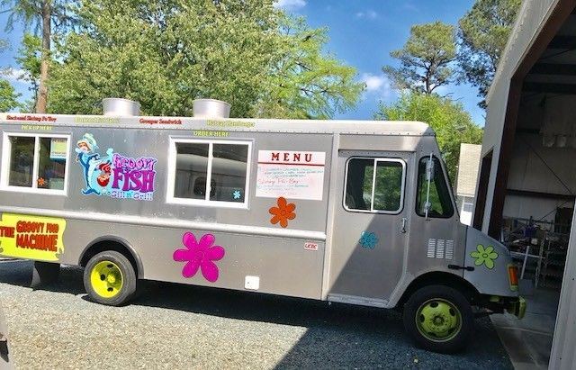 Food Truck Florida style high volume  festival Mobile Catering Unit for sale