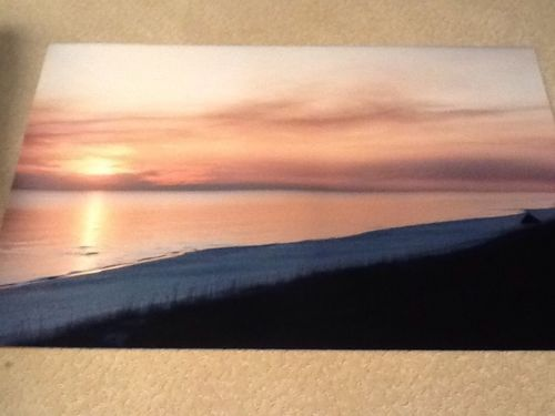 Sunrise Photo 20 X 30 Inches