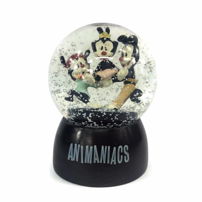 Animaniacs Warner Brothers Snow Globe Water Globe VINTAGE 1994