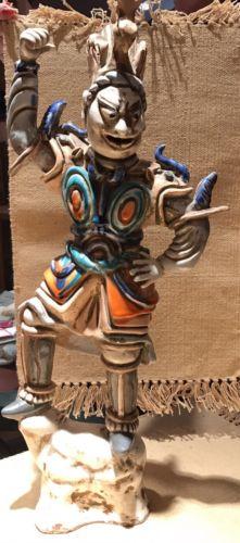 Ancient Warrior Art Sculpture
