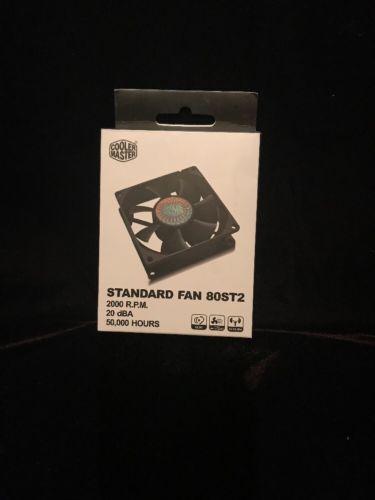 Cooler Master Standard Fan 80 ST2