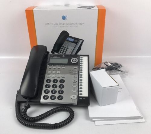 ATT AT&T 1070 4-Line 4 line intercom business phone