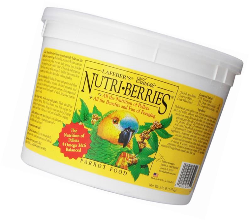 Lafeber's Nutri-Berries Parrot Food