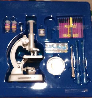 Smithsonian 900x microscope set/student set