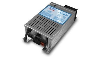 DLS-48-20-120V IOTA BATTERY CHARGER AC/DC POWER CONVERTER 48V (DC) 20 AMPS