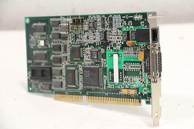 Western Digital WD8013EW D 44915 61-600319-04 60-600319-02 REV B ISA Card