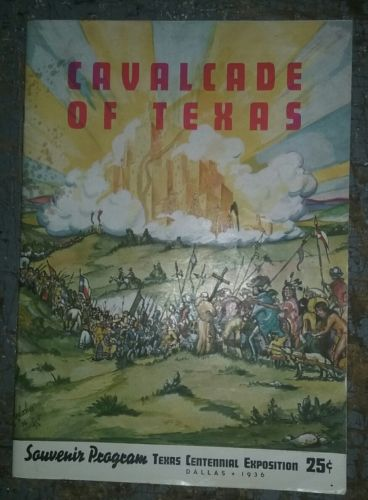 1936 Texas Centennial Expo