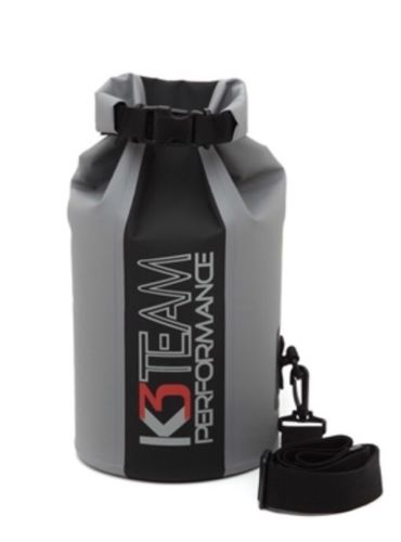40 Liter Team K3 Waterproof Dry Bag 100% Waterproof NWT