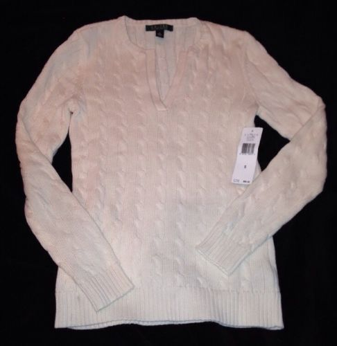 Ralph Lauren sweater Women's size Small $89.50 NWT