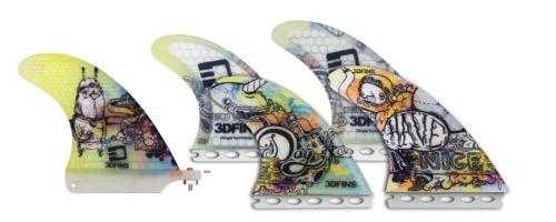 Giorgio Gomez SURFSUP 4+1 Signature series Lrg. (Futures compat.)