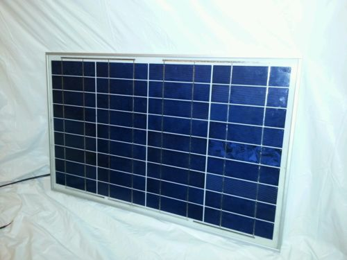 SPM030P-WP Solar Panel, 30W, Polycrystalline /FREE SHIPPING! !!