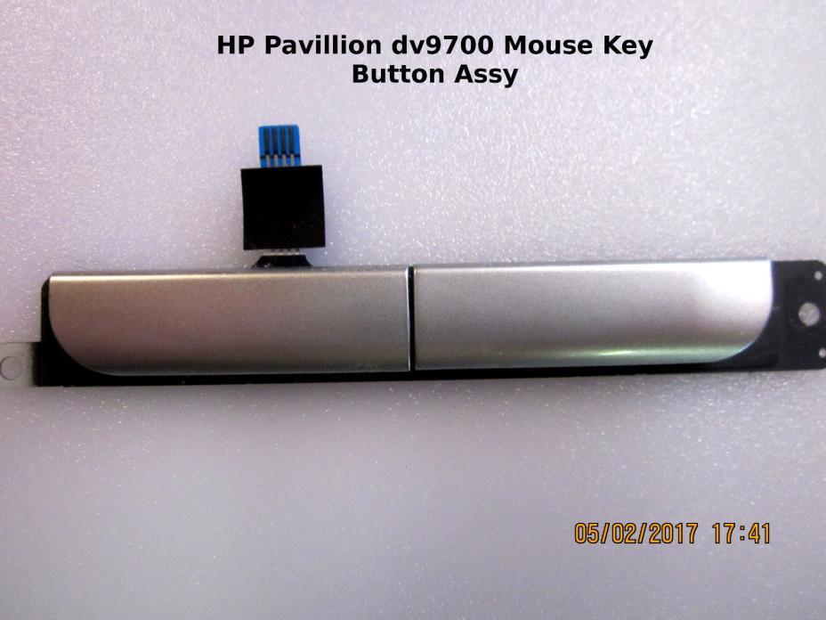 HP Pavillion dv9700 Mouse Key Button and Sensor Assy