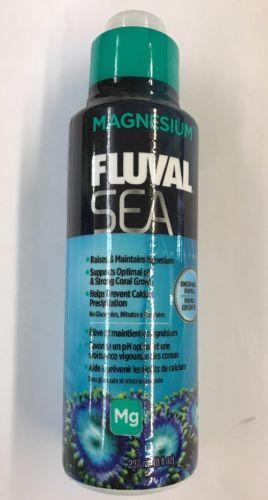 Fluval Sea Magnesium Saltwater Aquarium Supplement Treatment 8oz A8261