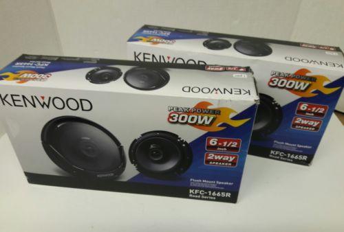 Kenwood KFC-1665R 6-1/2