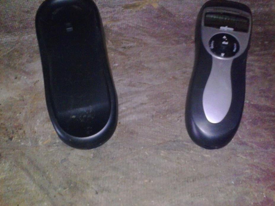 Emerson EM-2516 Standard Phone - Black - Corded - Caller ID - EM2516-BK