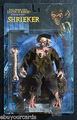 Full Moon Toys Legends of Horror Shrieker Action Figure Series